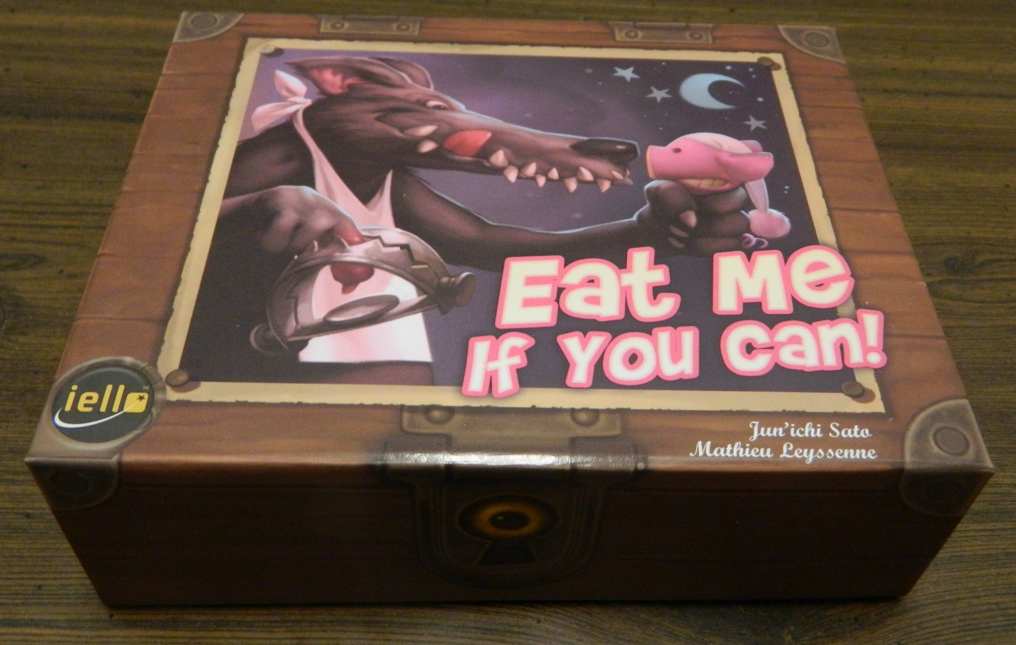 Box for Eat Me If You Can