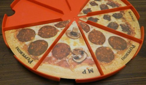 Match Three in Pizza Pie Game