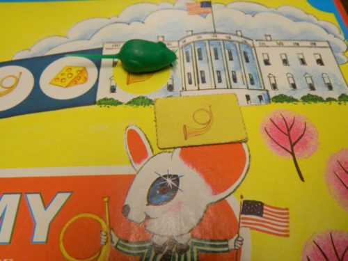 Winning Sammy The White House Mouse Game