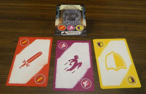 Play Symbol Cards in 5-Minute Dungeon