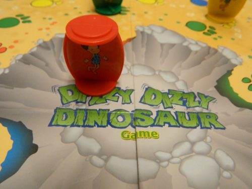 Reaching the Cave in Dizzy Dizzy Dinosaur