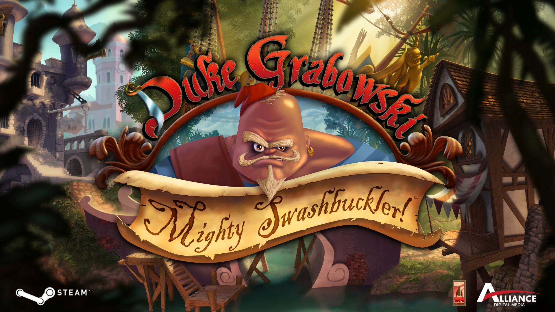 Duke Grabowski, Mighty Swashbuckler
