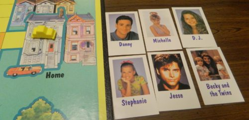 Winning the Full House Board Game