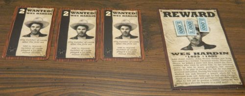 No Reward in Wyatt Earp