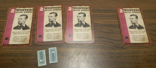 Outlaw Cards in Wyatt Earp