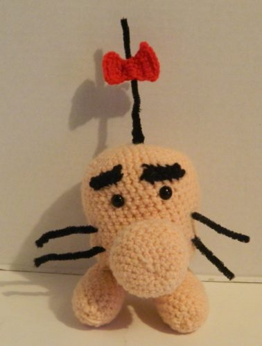 Mr. Saturn Crochet