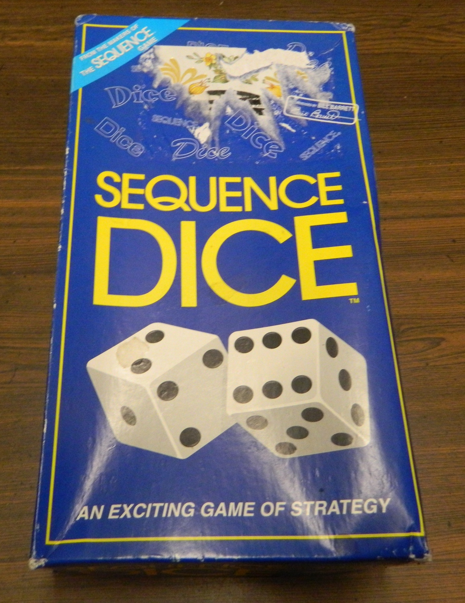 Box for Sequence Dice