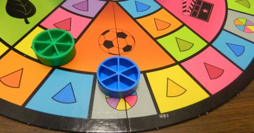 Choose Category Trivial Pursuit Party