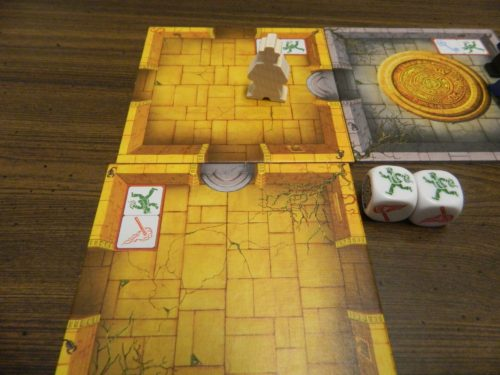 Adding Rooms in Escape The Curse of the Temple