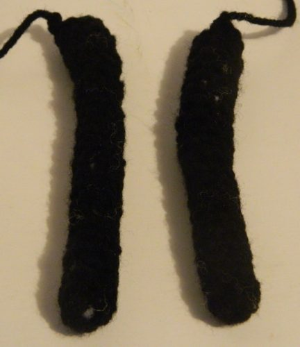 Legs for Crochet K-2SO