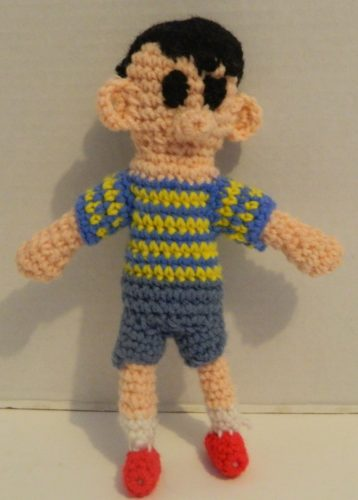 Crochet Ness Assembly