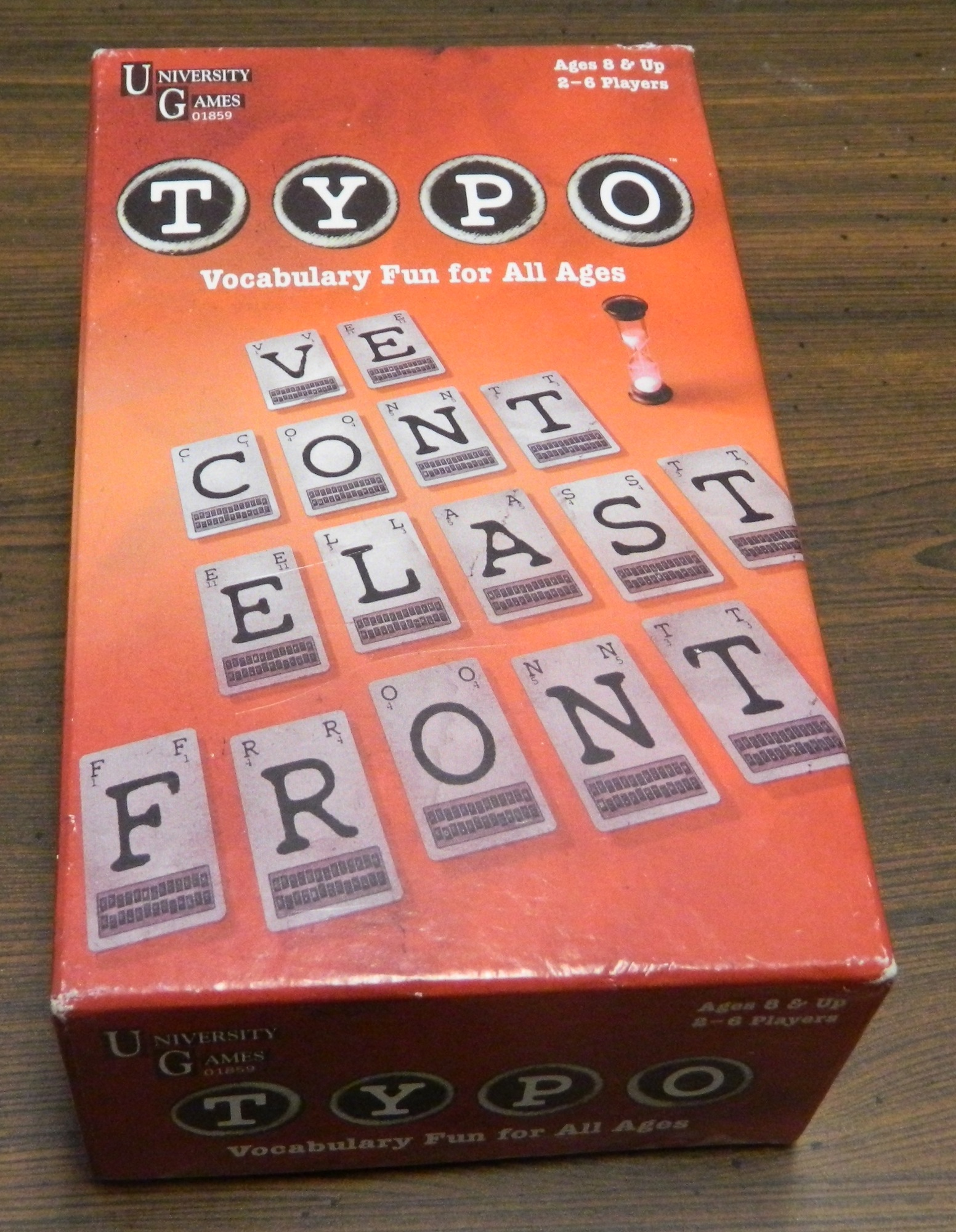 Box for Typo