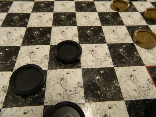 Moving a Piece in Checkers4