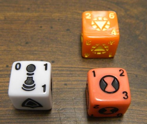 Attacking in Dice Masters Age of Ultron