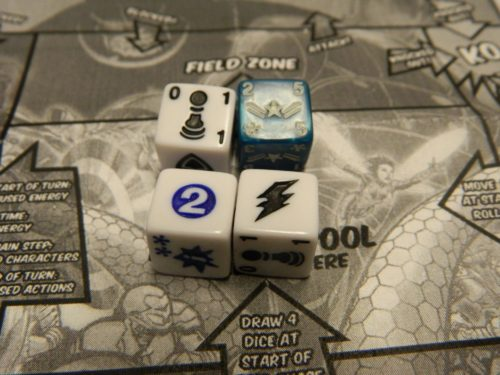 Fielding Characters in Dice Masters Age of Ultron