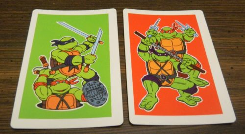 Teenage Mutant Ninja Turtles Heroes in a Halfshell