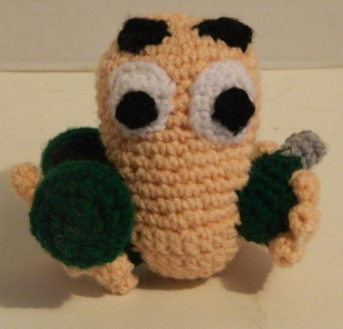 Worms Amigurumi