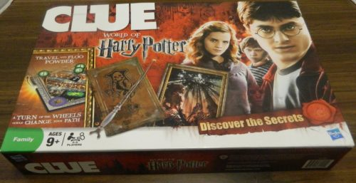Clue World of Harry Potter