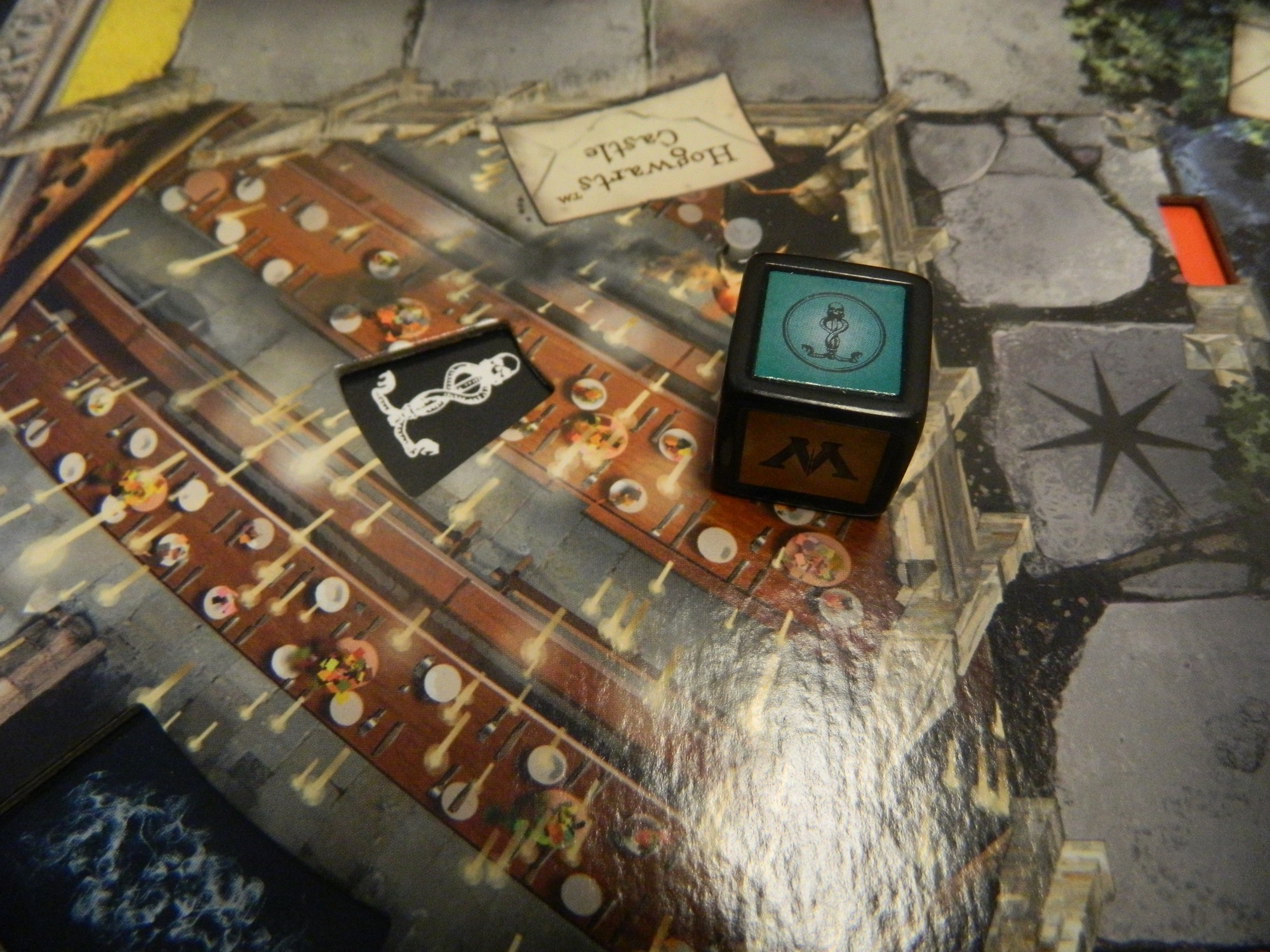 Clue World of Harry Potter Board Game Review and Rules