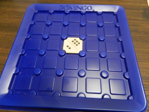 Playing A Tile in Domingo