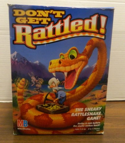 Box for Don't Get Rattled