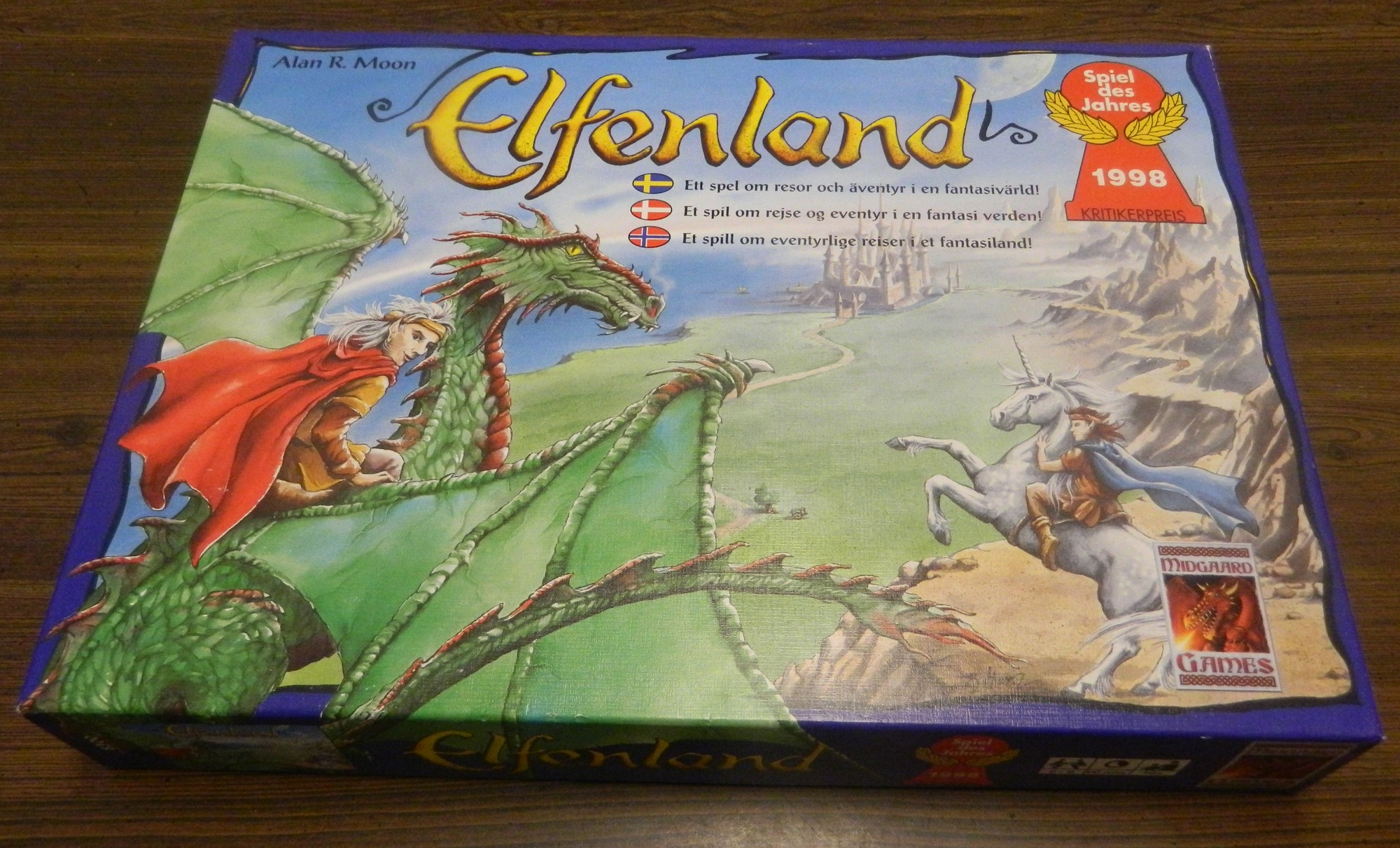 Box for Elfenland