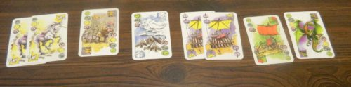 Cards for Elfenland