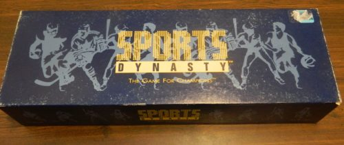 Box for Sports Dynasty