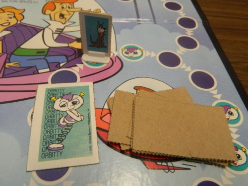 Orbitty Card in The Jetsons Game
