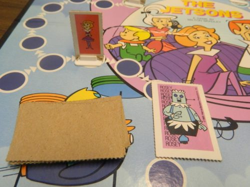 Rosey The Maid Card in The Jetsons Game