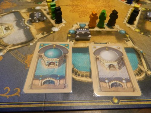Moving Your Own Guard in The Thief of Baghdad