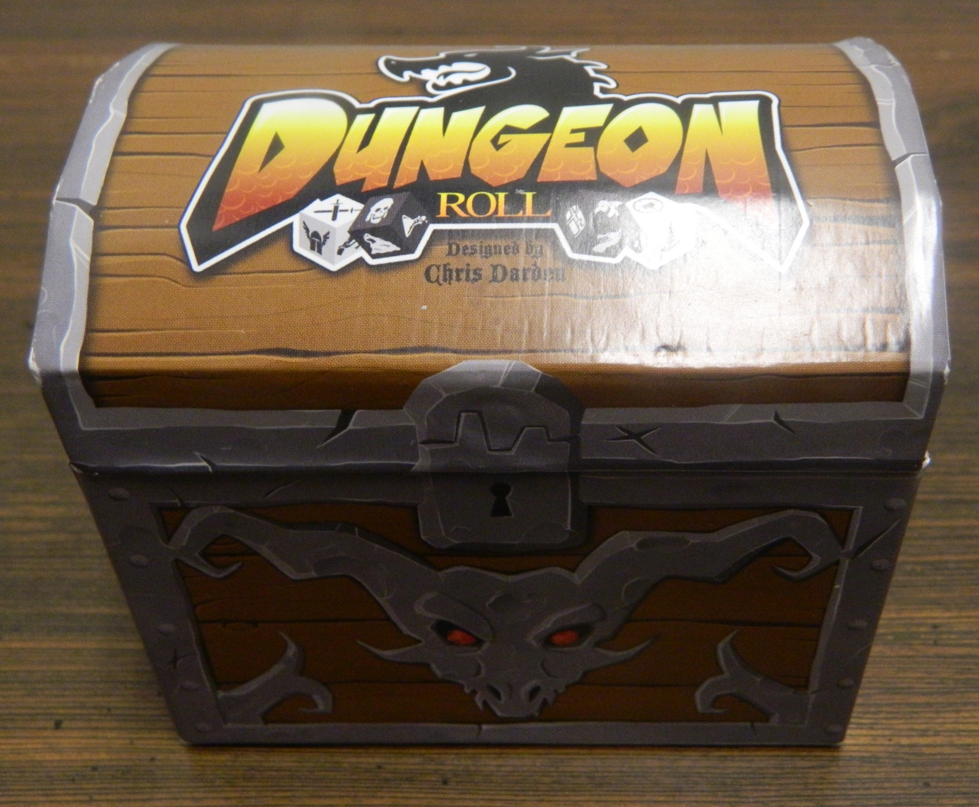 Box for Dungeon Roll