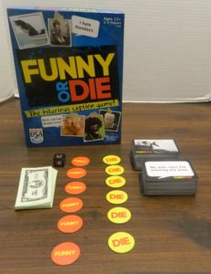 Funny or Die Card Game Review or Rules | Geeky Hobbies