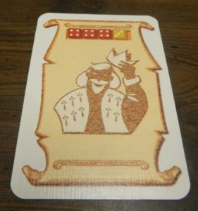 Protection Card in Knights