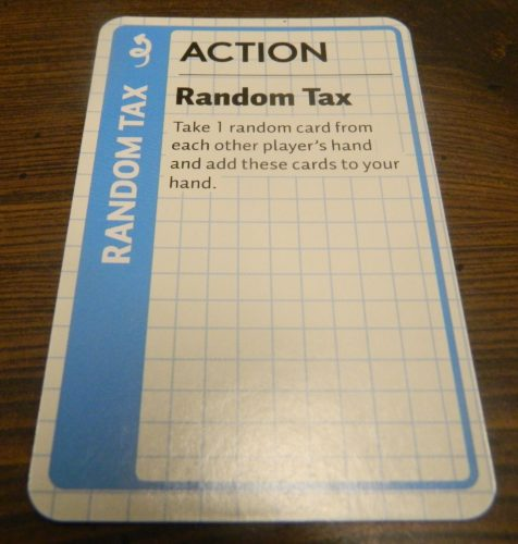 Action Card in Math Flux