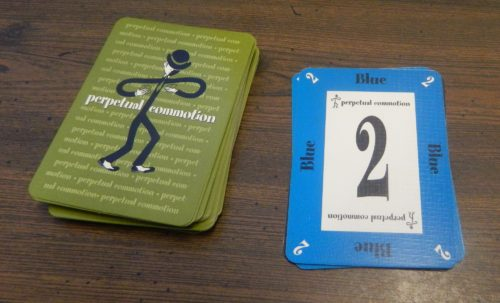 Playmakers Deck in Perpetual Commotion