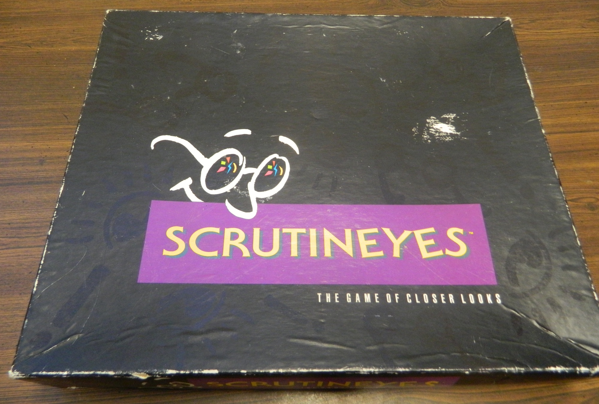 Box for Scrutineyes
