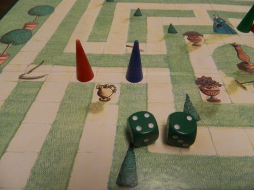 Banishment in The Game of Maze