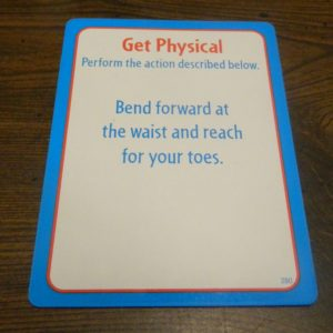 Get Physical from Big Brain Academy Board Game