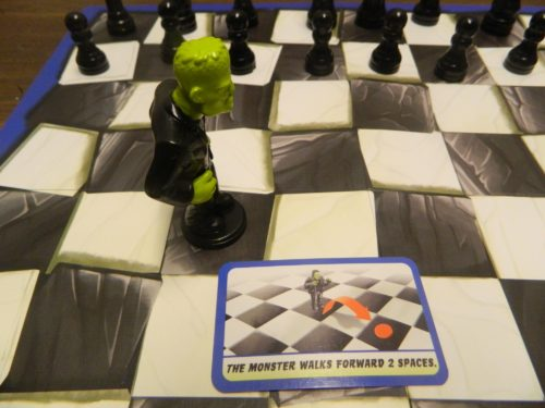Move Frankenstein in Chess on the Loose