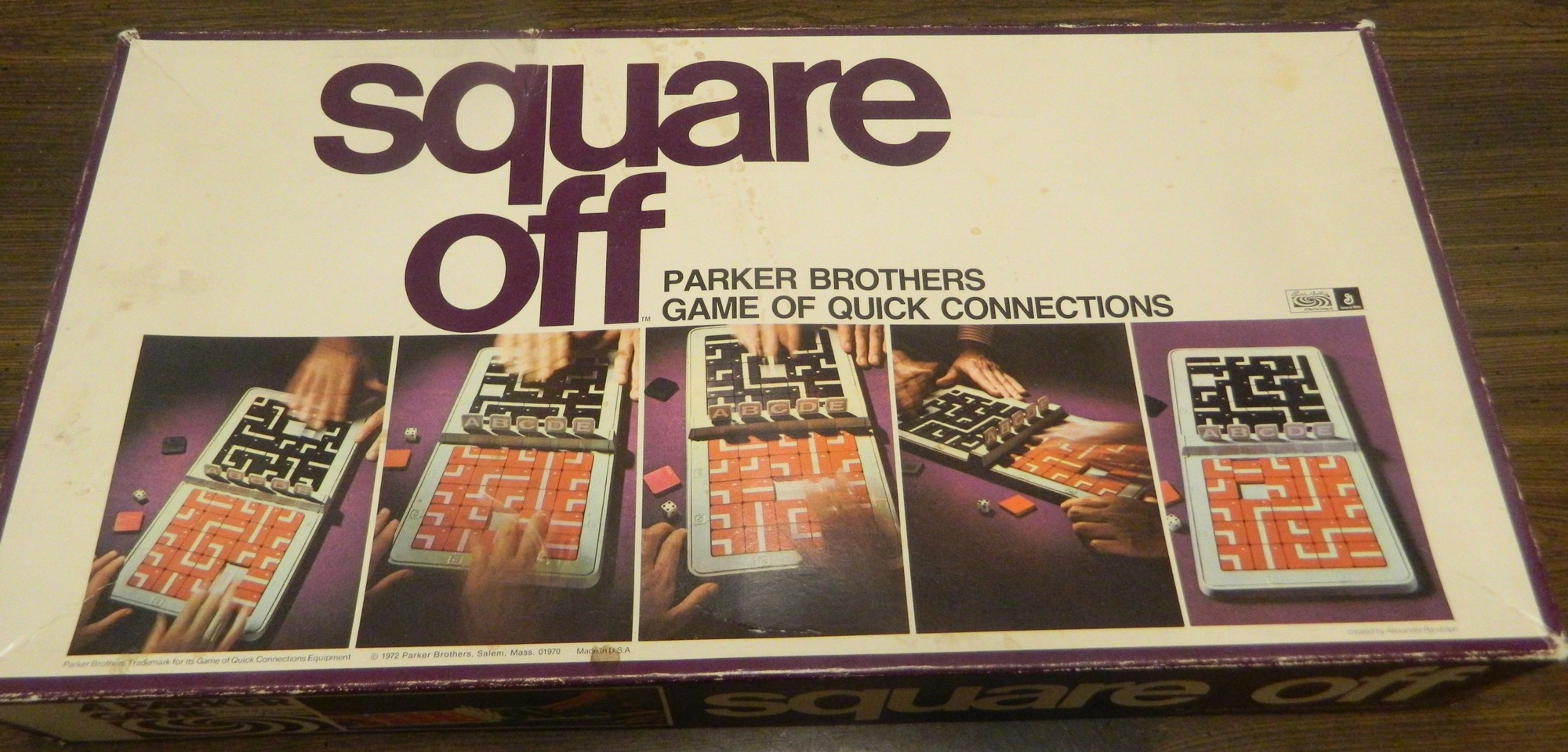 Box for Square Off