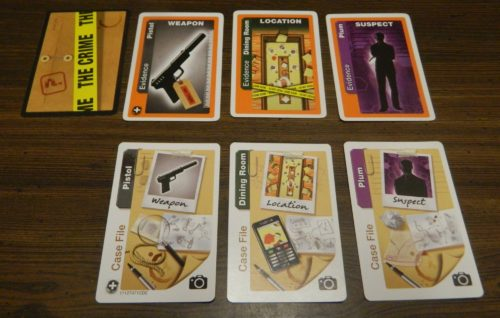 Solving the Crime in Clue Suspect
