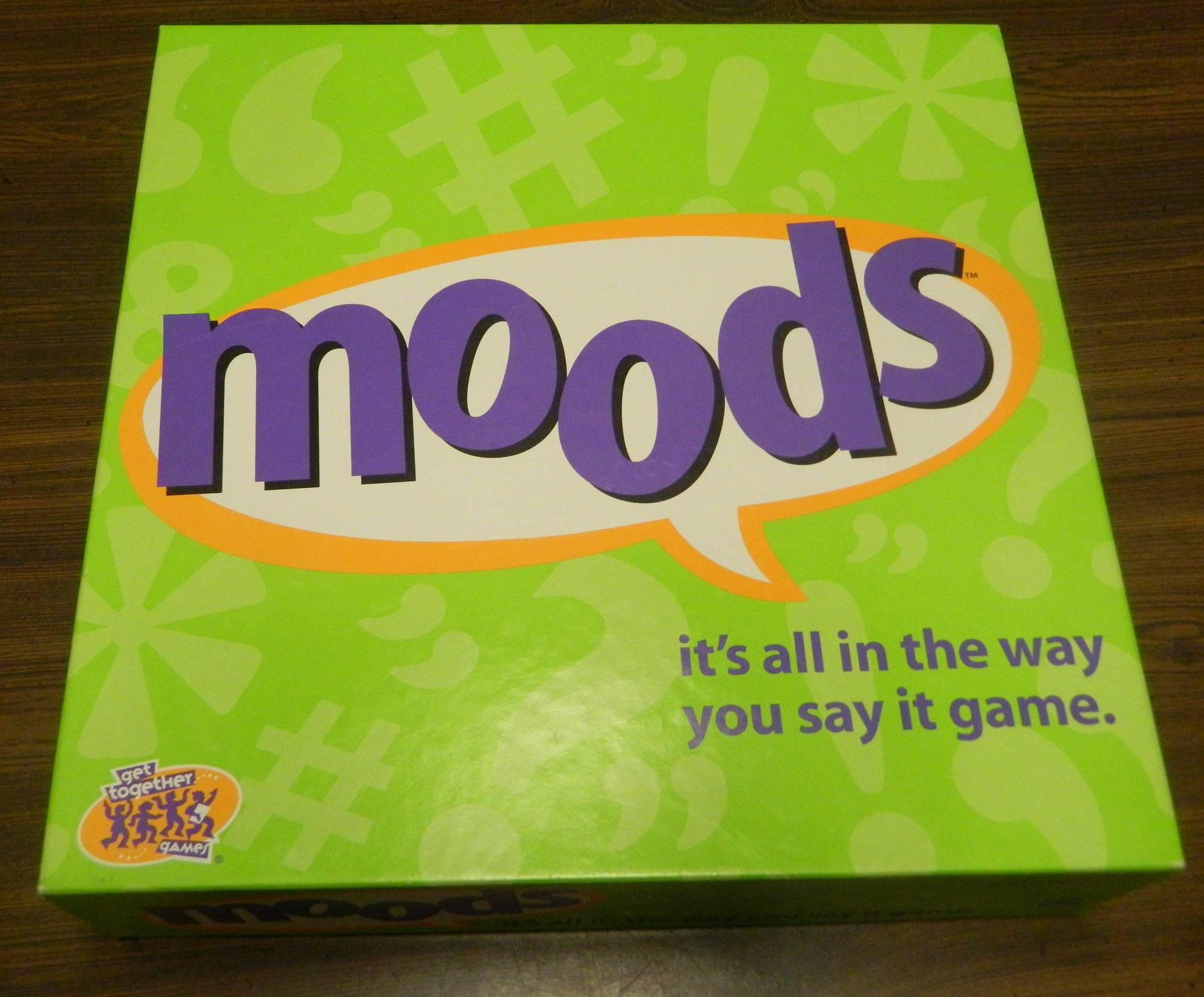 Box for Moods