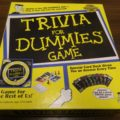 Box for Trivia for Dummies