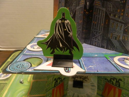Battle Henchman in Batman 3D Board Game