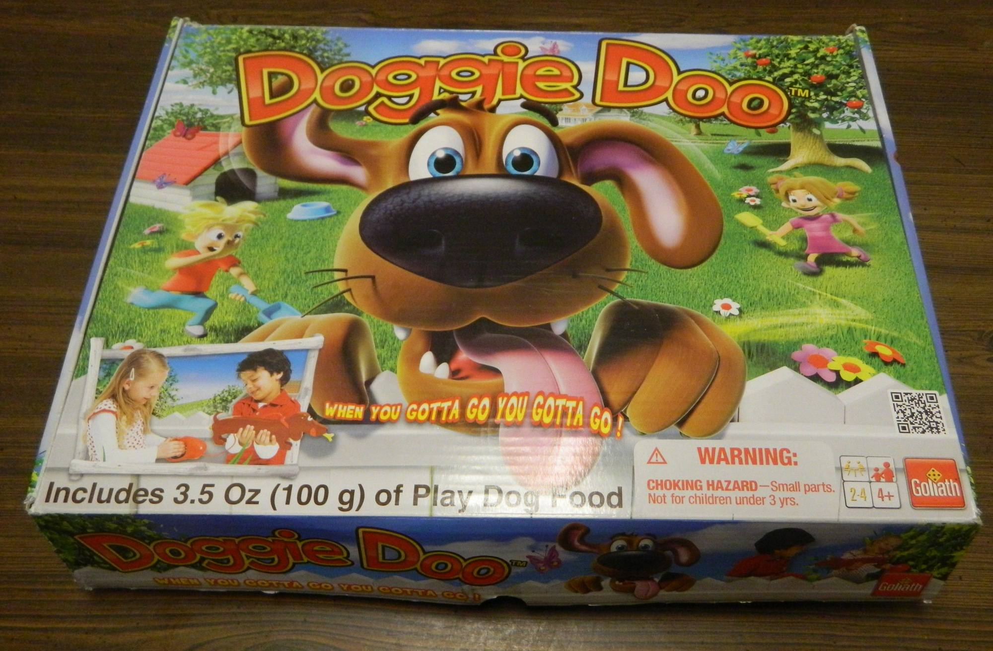 Box for Doggie Doo