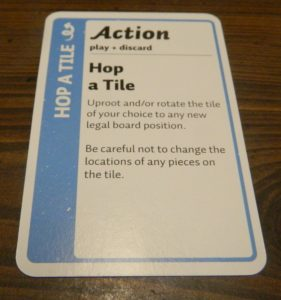 Action Card in Fluxx The Board Game