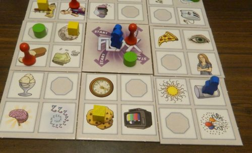 Wraparound in Fluxx The Board Game