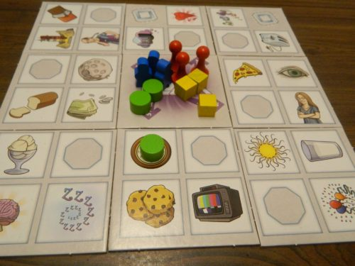 Movement in Fluxx The Board Game