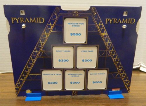 Winner's Circle Pyramid Home Game